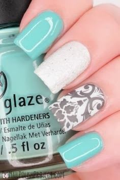 60 Nail art Ideas To Try 2014  | See more nail designs at http://www.nailsss.com/french-nails/2/