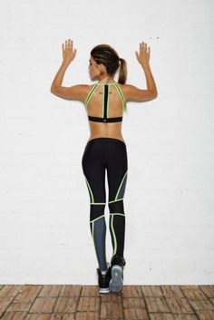 Parna Pant | Tully Lou workout outfits @ http://www.FitnessApparelExpress.com