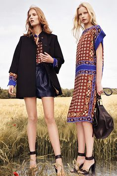 Chloé Resort 2013 Womenswear#slide1