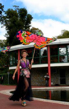 Minh Hanh. Vietnamese Fashion Designer - Clermont Ferrand. France 2012