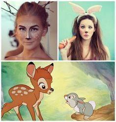 bambi and thumper costumes - Google Search