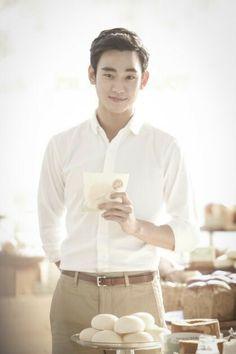 Kim Soo Hyun for Tous Les Jours