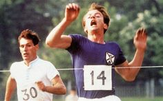 Chariots of Fire (1981) tells the true story of Harold Abrahams (Ben Cross), an English Jew who becomes a competitive runner to combat antisemitism.