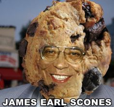 James Earl Scones (suggested by Jameel Winter and subtilitas)