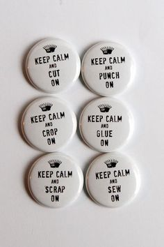 Keep Calm Flair by kidsmom1999 on Etsy...luv, luv, luv these for scrapbooking & crafts! Gonna get them...