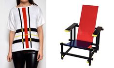 Dressed tot #modernism Modernismin kaikuja neuleissa