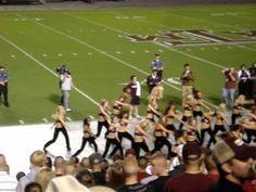 aggie dance team