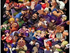 Wallpapers de ''The King of Fighters'' - Taringa!