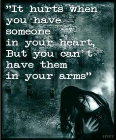 Gothic I Love You Quotes
