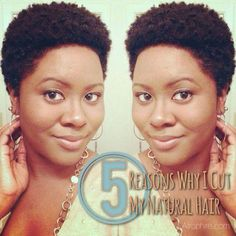 See 101 AMAZING short hairstyles for black women & natural hairstyles you can try. If you've done a big chop or want cute short haircuts for black women, you. Short Natural Styles, Natural Hair Styles For Black Women, Short Styles, Twa Styles, Tapered Natural Hair, Pelo Natural, Big Chop, Afro Hairstyles, Black Hairstyles