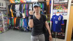 【新宿2号店】2014.05.29 マイアミファンのお客様です!今年もきっとやってくれるでしょうレブロン!!