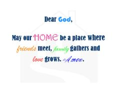 Funny Quotes About god   Building My Dream House
