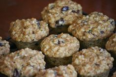 Anatomy of a Vegan Muffin by Vegan Dad - love this guy...