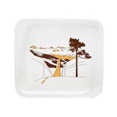 Тарелка с авторским изображением в подарочном чехле