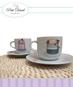 Taza Sweet Cake — Petit Detail