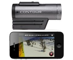 Contour +2 Premium, much better quality in my opinion to gopro same rugged capabilities.
