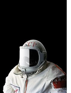 love this strange looking CCCP / USSR Russian space suit