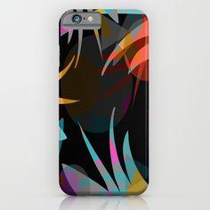 Nightjungle iPhone & iPod Case