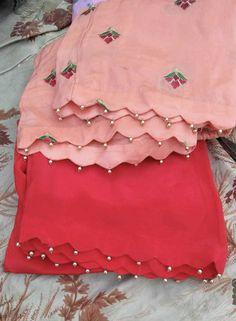Best 12 New fashion – SkillOfKing. Salwar Suit Neck Designs, Kurta Neck Design, Neck Designs For Suits, Sleeves Designs For Dresses, Salwar Designs, Saree Blouse Designs, Sleeve Designs, Punjabi Suits Designer Boutique, Indian Designer Outfits