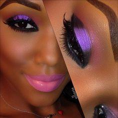 Beautiful Shadow! #make_up #makeup #beauty