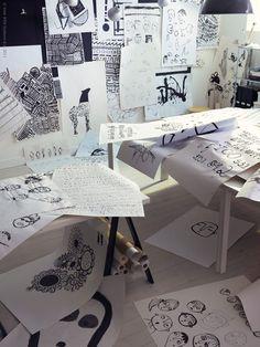 IKEA stof ontwerp