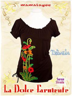 Dolce_Farniente-Strada-Saran-Mamatayoe-Tribalia-Castellón Hippie Life, Flowers, Clothes