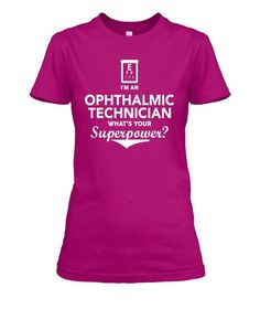 Superpower - Ophthalmic Technician