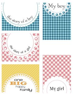 Free Scallop Journal Cards from scrappystickyinkymess