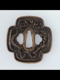 Edo period Tsuba