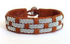 checkered lapland bracelet