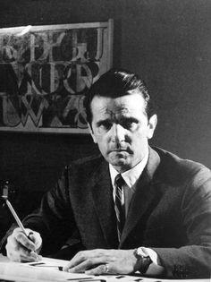 Aldo Novarese. Type Designer.