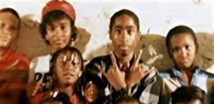 Tupac as a kid. 2nd from R.