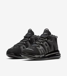 357ab2343 Nike Air More Uptempo 720 QS 1  Black  Release Date
