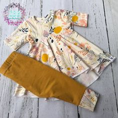 Baby girl clothes perfect for any occasion Baby outfit , dress top , high/low length, leggings and headband are made out of very soft designer knits Sleeves length are elbow length and long sleeves Very cute set for fall or winter For more colors please visit my shop Also follow me : #babygirlfalloutfits
