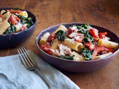 Get Guy Fieri's Killer Kale Pasta Recipe from Food Network