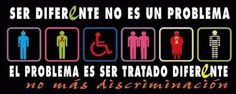 Being different is not a problem, the problem is to be treated in a different way. No more discrimination. Spanish Classroom, Teaching Spanish, Classroom Ideas, Angelman Syndrome, Image Citation, General Quotes, Disability Awareness, World Languages, Mixed Emotions