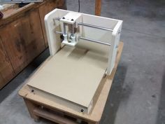 DIY CNC arduino mill