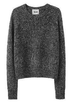Wool jumper (natural fibres)