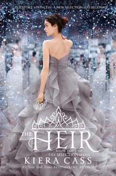 Are you a fan of The Bachelorette? Check out The Heir by Kiera Cass.
