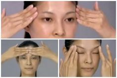 2 weeks to look 10 years younger – Do this Japanese facial massage and see for yourself