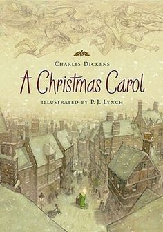 It's become one of my traditions to read A Christmas Carol every year! *^_^*