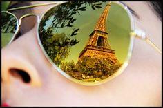 Paris Reflections...
