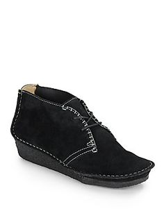 Faraway Canyon Suede Desert Boots I WANT THESE TOO~!~