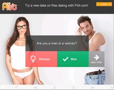 Flirt.com is a free online dating service with a convenient atmosphere for meeting singles for flirting and hanging out on the web https://www.flirt.com/free-dating.html #freedatingsite #freedating #datingsitefreetomessage