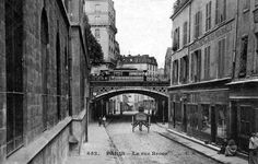 La rue Broca | La machine à remonter le temps