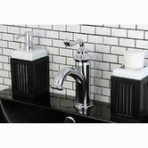 Found it at Wayfair - Royale Single Handle Centerset Bathroom Faucet with Pop-Up Drain
