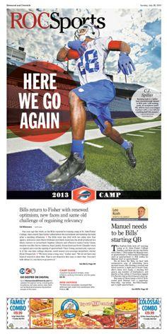 Buffalo Bills - Here we go again