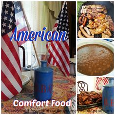 Discovering The World Through My Son's Eyes: American Comfort Food