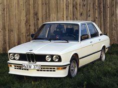 BMW M 535i (E12)