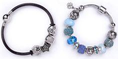 Všetko na náramky z korálikov s veľkým otvorom | koralky.sk Pandora Charms, Charmed, Bracelets, Jewelry, Jewlery, Jewerly, Schmuck, Jewels, Jewelery